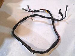Mercury Marine Battery Cables