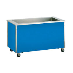 Vollrath 37060 Signature Server 60 Stainless Steel Counter W/ Cold Food Station