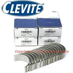 Clevite .020 Undersize Rod Bearing Set Large Journal Sb Chevy And Gm Ls Engines