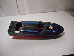 Toy Wood Boat