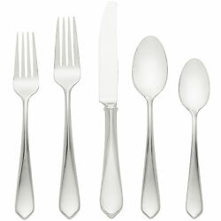 kate spade new york Magnolia Drive 5pc Flatware Place Setting - Set of 12