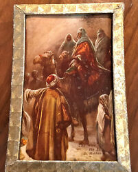 Vintage' Book Of Common Prayer' - Church Of England - Cover Very Rare And In Box