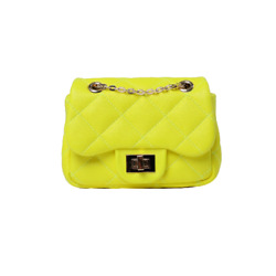 Simple Shoulder Crossbody Mini Bag Purse with Metal Chain Strap $21.99