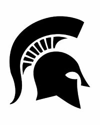 Michigan State Decal Sticker For Car Or Truck Or Laptop