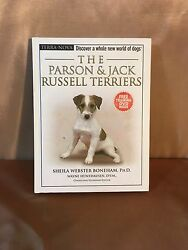 Book with DVD The Parson and Jack Russell Terriers Boneham New DVD unopened G19