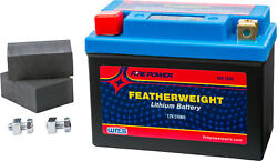 Fire Power - Featherweight Lithium Battery 120 Cca Hjb7b-fp-il 12v/24wh - 490...