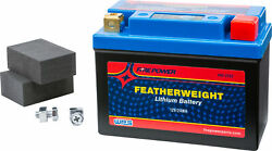 Fire Power - Featherweight Lithium Battery 120 Cca Hjb7bl-fp-il 12v/24wh - 49...
