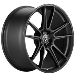 20 Hre Ff04 Flow Form Black Concave Wheels Rims Fits Ford Mustang Gt