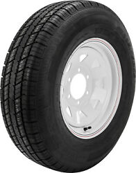 Awc - Trailer Tire And Wheel Assembly White - 58-8176