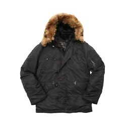 Alpha Industries N-3b Gen I Parka Extreme Cold Weather 4 Colors Mjn31001c1