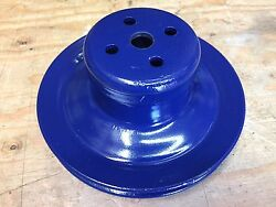 1971 Ford Mustang 302 Boss 351 Water Pump Pulley Single Groove D1ae-8509-ba