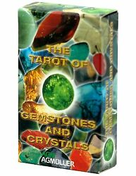 The Tarot Of Gemstones And Crystals - Edelstinetarot - Fortune Telling Card Deck
