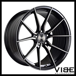 21 Vertini Rf1.2 Silver Forged Concave Wheels Rims Fits Land Rover Range Rover