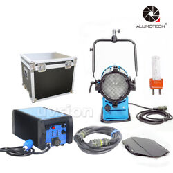Ballast + 100% Compatible ARRI 1200W HMI Flicker-free Fresnel Light + OSRAM Bulb