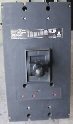 Used Excellent Condition Westinghouse Pb31600prf With 700 Amp Trip