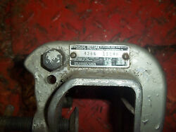 Evinrude Vintage Boat Motor Transom Clamp I Have More Parts For This Motor