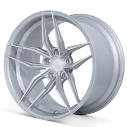 20 Ferrada F8-fr5 Silver Forged Concave Wheels Rims Fits Dodge Challenger Rt Se