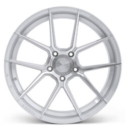 20 Ferrada F8-fr8 Silver Forged Concave Wheels Rims Fits Honda Accord Coupe