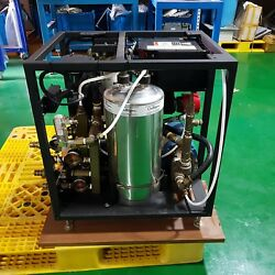 000-0000 AMAT 0242-13107 HEAT EXCHANGER FOR CVD CHAMBERS [ASIS]