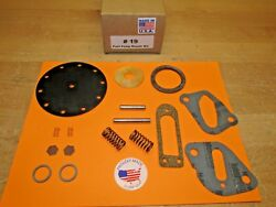 1935 To 1944 Gmc Truck 6 Cylinder New Modern Fuel Pump Kit For Todayand039s Fuels Usa