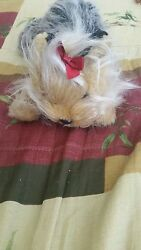 YORKIE STUFFED DOG FROM ANIMAL ALLEY COLLECTION