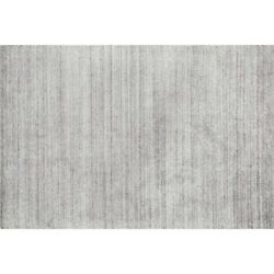 Loloi Barkley 9and0393 X 13and039 Hand Loomed Wool Rug In Silver