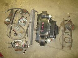 Triumph Stag Complete Air Conditioner And Heater System From Working System