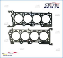 2new Mls Multi Layer Head Gaskets For Ford E-series Mustang Mercury 4.6l 5.4l