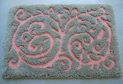 Hand Tufted Two Level Wool Rug - Filigree
