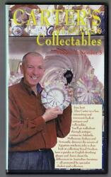 Carter's Antiques And Collectables Volume 1, Number 3 - Vhs - 1999, Rare