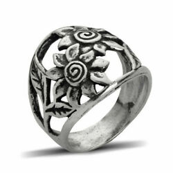 New Shablool Israel Ring Nature Jewelry 925 Sterling Silver Women Lady