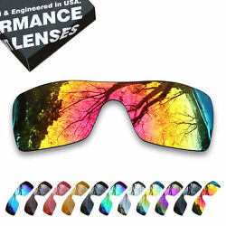ToughasnailsPolarized Lenses Replacement for-Oakley Batwolf  - Multiple Options
