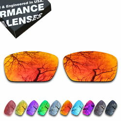 Toughasnails Polarized Lenses Replacement for-Oakley Fuel Cell -Multiple Options