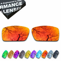 Toughasnails Polarized Lenses Replacement for-Oakley Gascan - Multiple Options