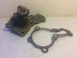 Water Pump Chrysler L Cars 1.8l 1978 - 1983 Horizon And Omni 1983 Charger Jc D1