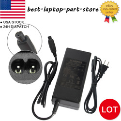 Lot 42V 2A AC DC Power Adapter Battery Charger for Smart Balancing Scooter US