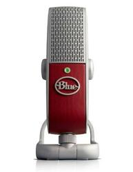 BLUE Raspberry Studio USBiOS Microphone - with $200 in Software
