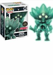 Funko Pop Destiny Crota Limited Edition Glow Chase Target Exclusive.