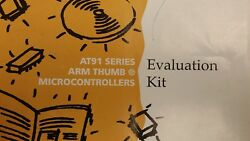 At91eb63 Atmel Arm M63200 And M43300 Evaluation Kit