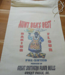 RL 11 AUNT BEA#x27;S Flour Bag Sack Feed Seed Novelty Collectible Vintage Style $9.72