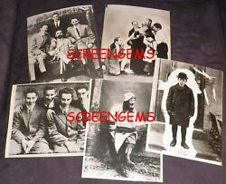 Marx Brothers Vintage Family Photo Lot Of 6 Groucho Harpo Chico Minnie Rare