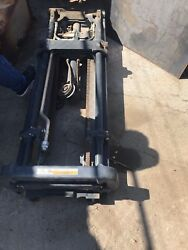 Used Yale / Hyster Glc050vx / Sft Forklift Mast 189and039lift Mast Only