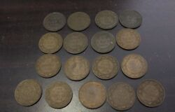 Canada Large Cent 1900h 1902 1903 1904 1905 1906 1907 1908 1910 1911 1912 1915
