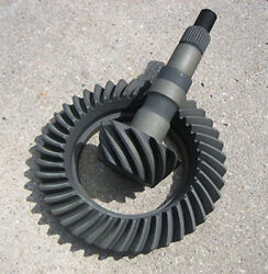 Ford 8.8 Ring And Pinion Gears - 4.56 Ratio - Rearend Axle - 8.8 Gear New