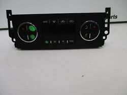 07 08 09 10 11 CHEVY AVALANCHE CLIMATE CONTROL SWITCH OEM