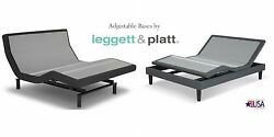 Leggett And Platt Adjustable Beds All New Models And Sizesmade In Usa