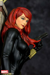 XM Studios 14 Scale Black Widow(Pls contact me for shipping charges)
