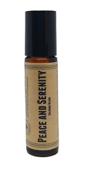 Peace and Serenity Calming Blend 10ml Essential Oil Roll On Anxiety/Stress/PTSD