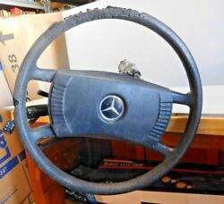 Mercedes Benz 450sl Steering Wheel Column Assembly-switches ,ignition With Key