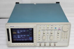Tektronix Awg420 Arbitrary Wavefrom Generator, 2 Channels/ 200ms/s